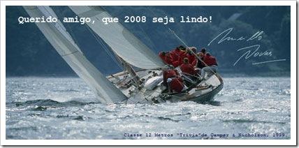 Cartão de Murillo Novaes