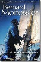Capa do DVD Bernard Moitessier