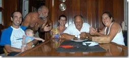 Feliz aniversário Maguila
