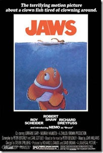 Cartaz de Jaws © Worth 1000