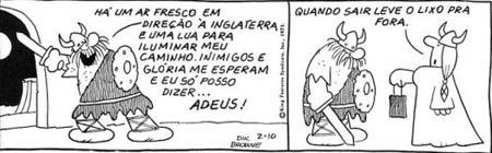 Hagar o Horrivel em tiras - hagar.blogspot.com
