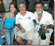 Flavinha e Alexandre Haddad - Foto © Hélio Viana