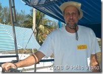 Jorge Bodanzky no Muiraquitã - Foto © Hélio Viana