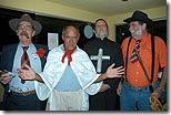 O sacristão, o juiz, o padre e o delegado