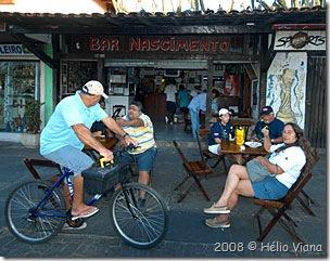 Bar Nascimento em Búzios - Foto © Hélio Viana