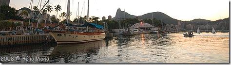 Horizonte no Rio - Foto © Hélio Viana