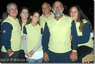 Nós e a familia Horizonte - Foto © Mônica Blumer