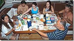 Café da manhã no Horizonte - Foto © Hélio Viana