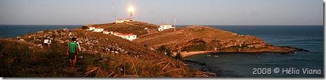 Farol de Abrolhos - Foto © Hélio Viana