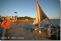 Marina de Itaparica - Foto © Hélio Viana