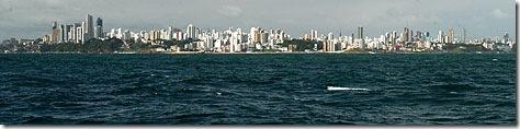 Chegando em Salvador - Foto © Hélio Viana