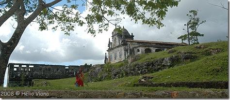 Igreja de Santo Antonio do Paraguaçu - Foto © Hélio Viana