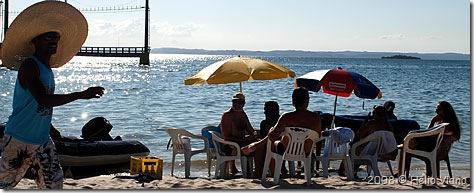 Itaparica no final da tarde - Foto © Hélio Viana