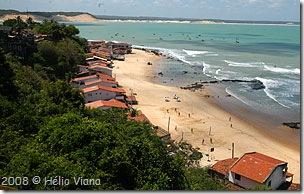 Praia do Pontal - Foto © Hélio Viana