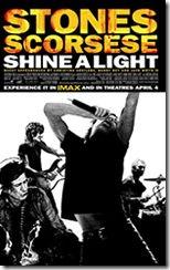 Capa do DVD Stones - Shine a Light