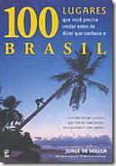 Capa do livro 100 Lugares...