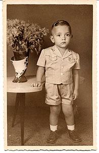 Hélio aos 2 anos