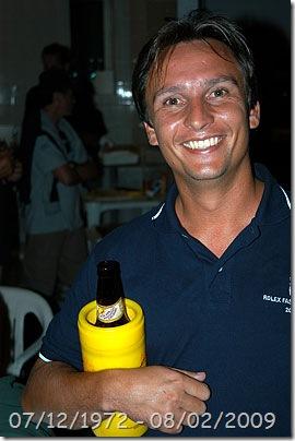 Abel no Costa Leste de 2006 - Foto © Hélio Viana