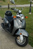 Scooter Yamaha-Rodney Bay