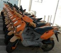Scooters de aluguel-Les Saintes