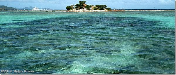 Union Island - Foto © Hélio Viana