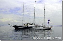 Capitan Miranda - Navio Veleiro da Marinha Uruguaia