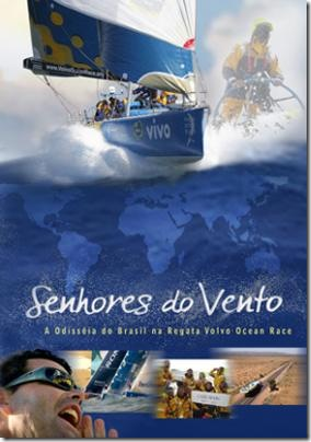 Capa do DVD Senhores do Vento