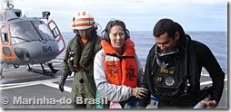 Resgate - Foto © Marinha do Brasil