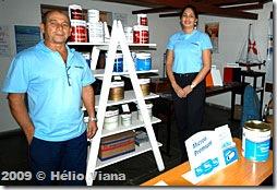 Néia e Araribóia, o inventor da Micron