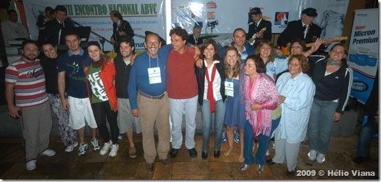 Pera e as participantes da Clínica de Vela - Foto © Hélio Viana