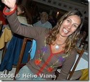 Shirley no Encontro da ABVC- Foto © Hélio Viana