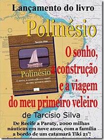 Lançamento o livro Polinésio
