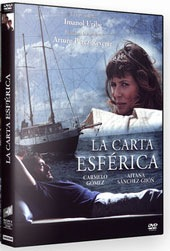 Capa do DVD La Carta Esférica