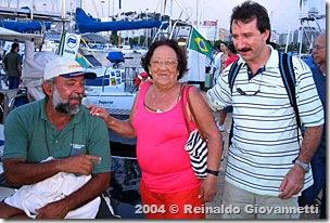 America no Rio Boat Show - Foto © Reinaldo Giovannetti