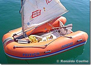 Feitico a vela - Foto © Ronaldo Coelho