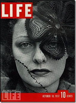 Capa da Life de 1937 © Reprodução