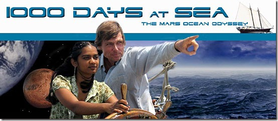 1000 Days at Sea - The Mars Ocean Odyssey