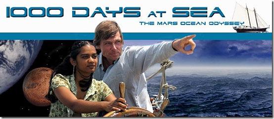 1000 Days at Sea - The Mars Ocean Odyssey