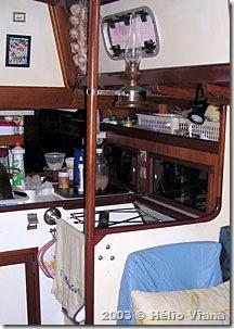 A cozinha do MaraCatu - Foto © Hélio Viana