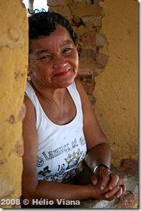 Dona Delmira, a contadora de histórias