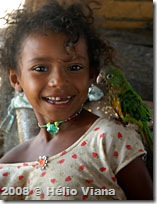 Naili, a neta de Dona Delmira