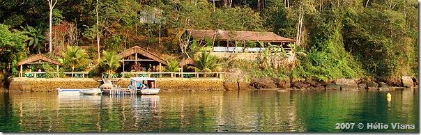 Bar do Lelé em Ubatubinha