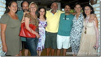Família reunida em João Pessoa