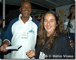 Maurício Negão no Encontro da ABVC