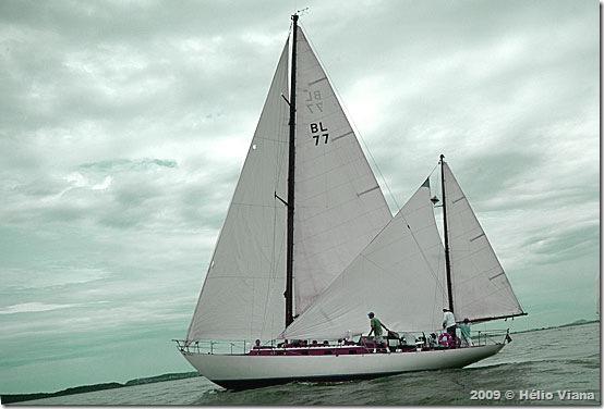Que barco é esse?