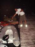 Webber, o flanelinha de bote