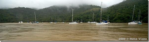 Dilúvio em Sitio Forte
