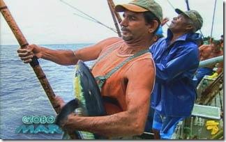 A pesca do atum