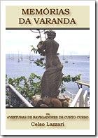 Capa do livro Memórias da Varanda