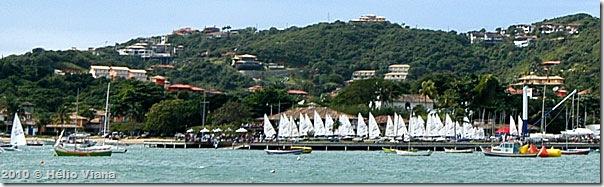 Iate Clube na Buzios Sailing Week Monotipos